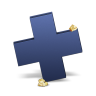 96x96px size png icon of Plus