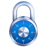 96x96px size png icon of PadLock