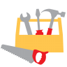 96x96px size png icon of Carpentry