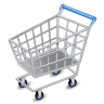 96x96px size png icon of shop cart