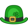 96x96px size png icon of hat bowlhat