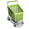 96x96px size png icon of Cart
