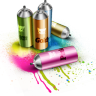 96x96px size png icon of Spray