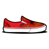 96x96px size png icon of Vans Dirt