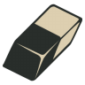 96x96px size png icon of Eraser