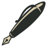96x96px size png icon of Ink Pen
