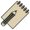 96x96px size png icon of Sketch Book
