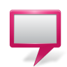 96x96px size png icon of Map Marker Board Pink