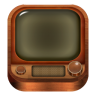 96x96px size png icon of TV Old