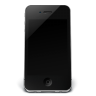 96x96px size png icon of iPhone Black Off