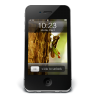 96x96px size png icon of iPhone Black W1