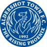96x96px size png icon of Aldershot Town