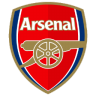 96x96px size png icon of Arsenal FC