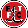 96x96px size png icon of Fleetwood Town
