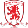 96x96px size png icon of Middlesbrough FC