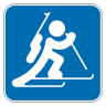 96x96px size png icon of Biathlon