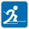 96x96px size png icon of Cross Country