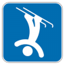 96x96px size png icon of Freestyle Skiing