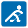 96x96px size png icon of Ice Hockey