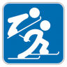 96x96px size png icon of Nordic Combined