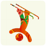 96x96px size png icon of sochi 2014 freestyle