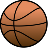 96x96px size png icon of Basketball