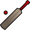 96x96px size png icon of Cricket
