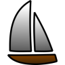 96x96px size png icon of Sailing