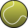 96x96px size png icon of Tennis