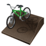 96x96px size png icon of cycling bmx