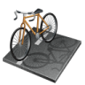 96x96px size png icon of cycling road