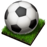 96x96px size png icon of football