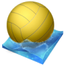 96x96px size png icon of waterpolo