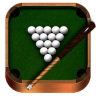 96x96px size png icon of Billiards