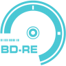 96x96px size png icon of BD RE