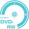 96x96px size png icon of DVD RW