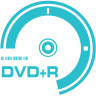 96x96px size png icon of DVD plus R