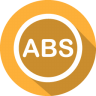 96x96px size png icon of abs