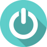 96x96px size png icon of switch turn off