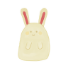 96x96px size png icon of Bunny Happy