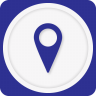 96x96px size png icon of place