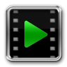 96x96px size png icon of Video Player