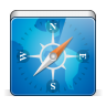 96x96px size png icon of app safari