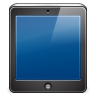 96x96px size png icon of ipad black