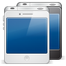 96x96px size png icon of iphone 4