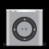 96x96px size png icon of ipod nano silver