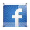 96x96px size png icon of social facebook