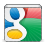 96x96px size png icon of social google