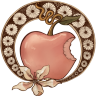 96x96px size png icon of Apple