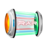96x96px size png icon of File rar
